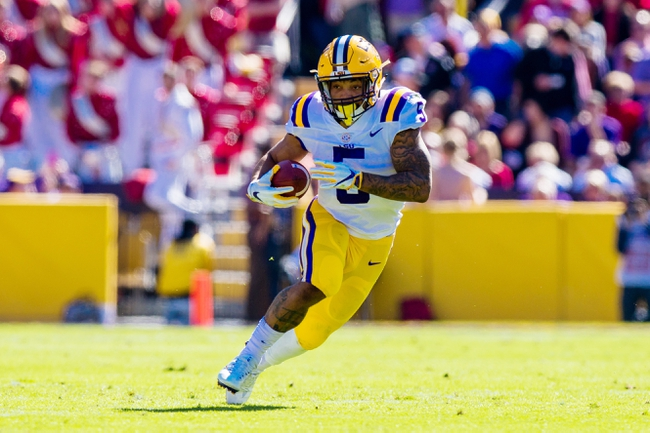 Tennessee vs. LSU - 11/18/17 College Football Pick, Odds, and Prediction