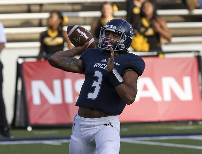 Rice vs. North Texas - 11/25/17 College Football Pick, Odds, and Prediction