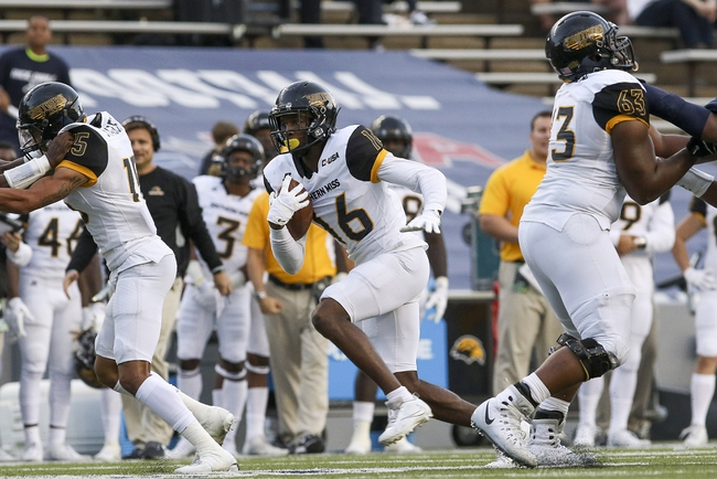 Southern Miss vs. Rice - 9/22/18 College Football Pick, Odds, and Prediction