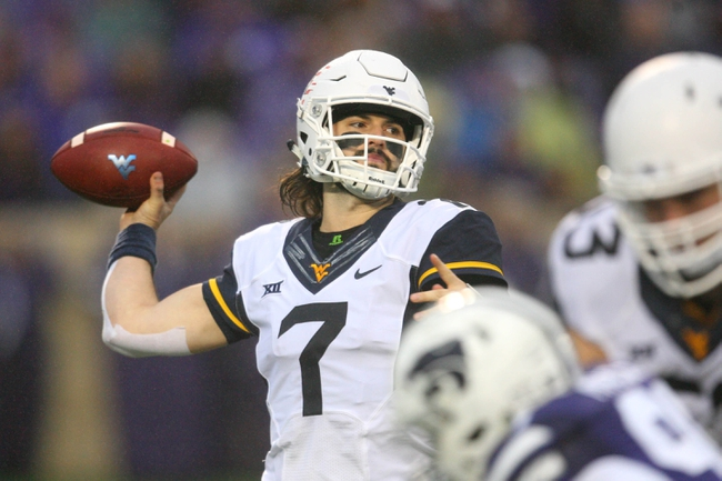 West Virginia vs. Texas - 11/18/17 College Football Pick, Odds, and Prediction