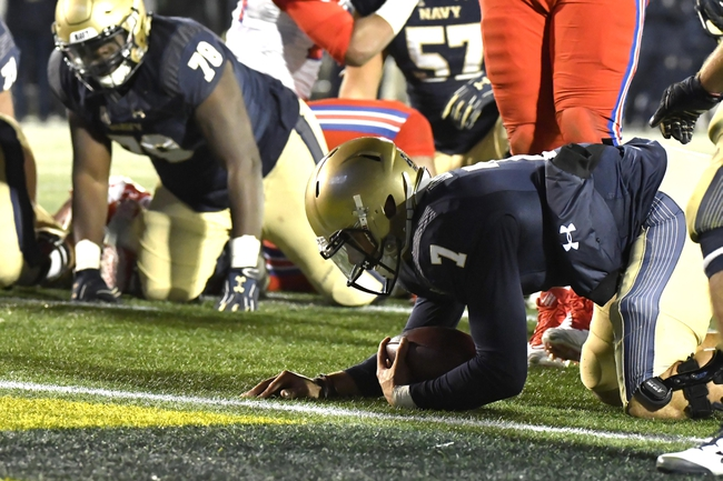 Navy vs. Lehigh - 9/15/18 College Football Pick, Odds, and Prediction