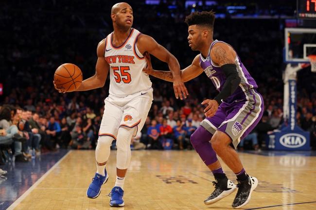 Sacramento Kings vs. New York Knicks - 3/4/18 NBA Pick, Odds, and Prediction