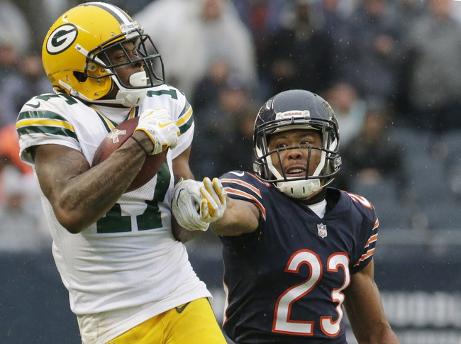 Green Bay Packers vs. Chicago Bears - 9/9/18 NFL Pick, Odds, and Prediction