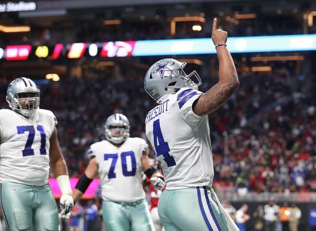 San Francisco 49ers vs. Dallas Cowboys - 8/9/18 NFL Pick, Odds, and Prediction