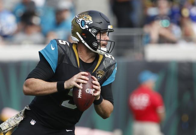 Jacksonville Jaguars at Cleveland Browns - 11/19/17 NFL Pick, Odds, and Prediction