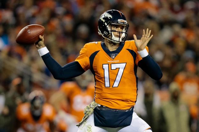 Denver Broncos vs. Cincinnati Bengals - 11/19/17 NFL Pick, Odds, and Prediction