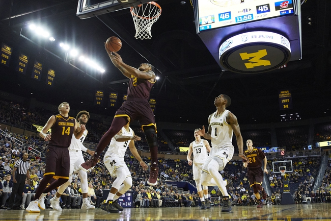 Youngstown State vs. Central Michigan - 12/4/18 College Basketball Pick, Odds, and Prediction
