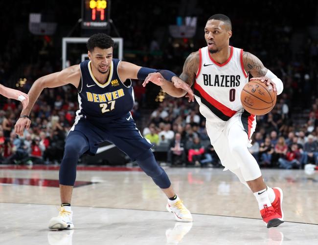 Portland Trail Blazers vs. Denver Nuggets - 12/22/17 NBA Pick, Odds, and Prediction