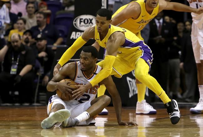 Los Angeles Lakers vs. Phoenix Suns - 11/17/17 NBA Pick, Odds, and Prediction