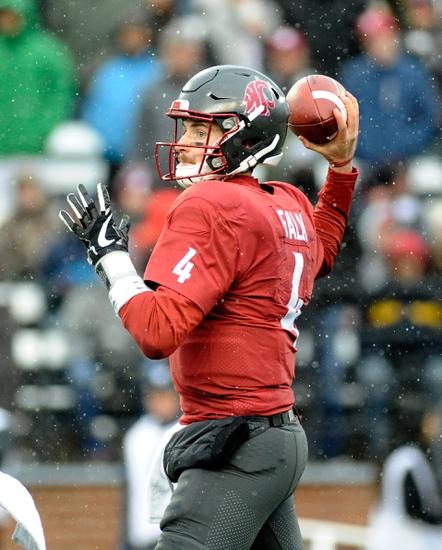 Washington State vs. Michigan State - 12/28/17 College Football Pick, Odds, and Prediction