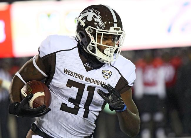 Toledo vs. Western Michigan - 11/24/17 College Football Pick, Odds, and Prediction