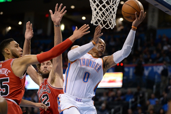 Chicago Bulls vs. Oklahoma City Thunder - 12/7/18 NBA Pick, Odds, and Prediction