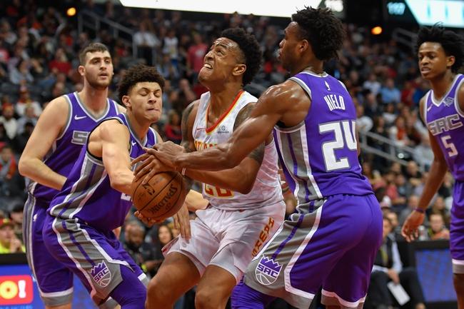 Sacramento Kings vs. Atlanta Hawks - 3/22/18 NBA Pick, Odds, and Prediction