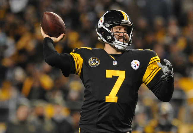 Pittsburgh Steelers vs. Green Bay Packers - 11/26/17 NFL Pick, Odds, and Prediction