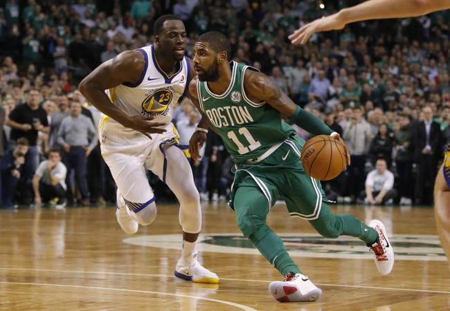 Golden State Warriors vs. Boston Celtics - 1/27/18 NBA Pick, Odds, and Prediction