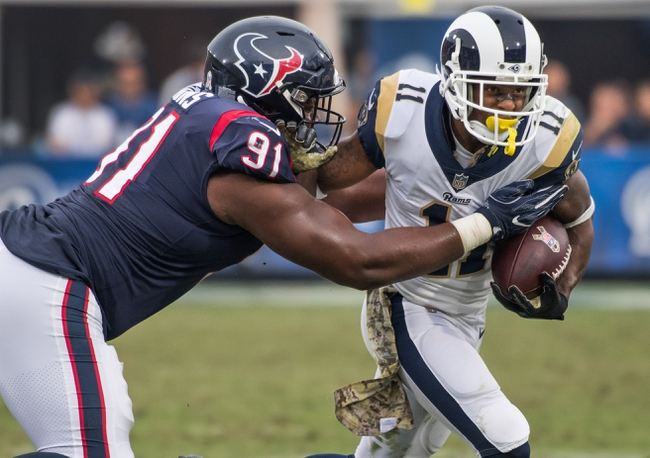 Houston Texans at Los Angeles Rams - 8/25/18 NFL Pick, Odds, and Prediction