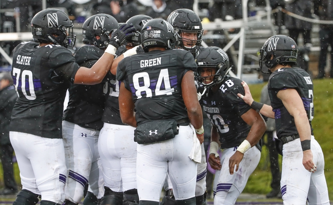 Northwestern vs. Notre Dame - 11/3/18 College Football Pick, Odds, and Prediction