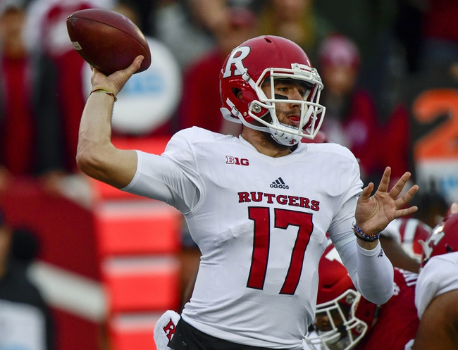 Rutgers vs. Michigan State - 11/25/17 College Football Pick, Odds, and Prediction