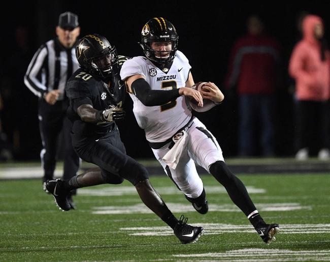 Arkansas vs. Missouri - 11/24/17 College Football Pick, Odds, and Prediction
