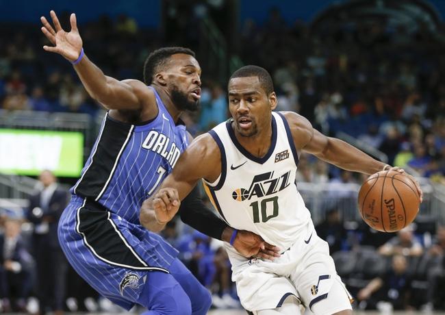 Utah Jazz vs. Orlando Magic - 3/5/18 NBA Pick, Odds, and Prediction