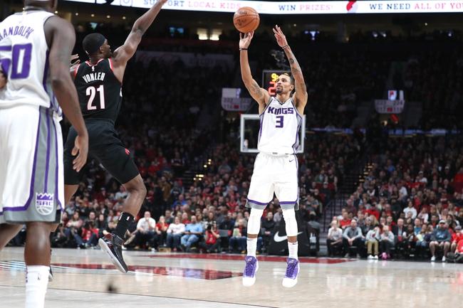 Sacramento Kings vs. Portland Trail Blazers - 2/9/18 NBA Pick, Odds, and Prediction