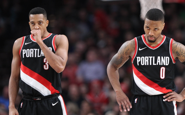 2018 NBA Playoffs: Position-By-Position Breakdown Of Portland Trail Blazers-New Orleans Pelicans