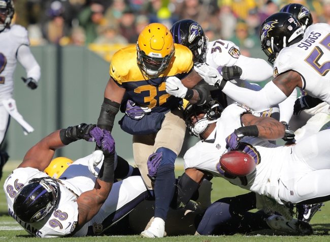Baltimore Ravens vs. Green Bay Packers - 8/15/19 NFL Pick, Odds, and Prediction