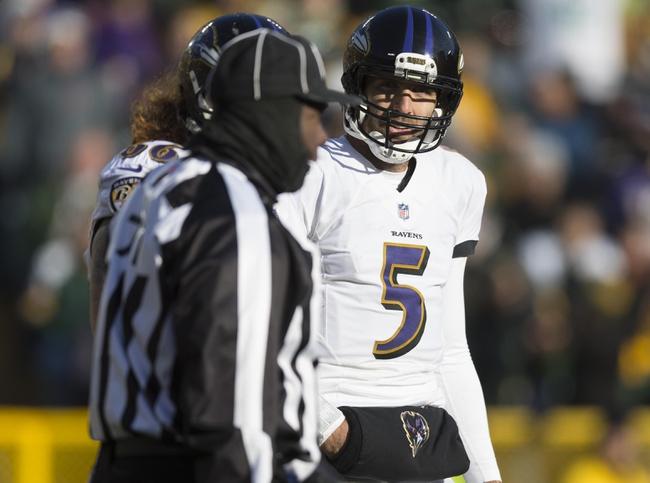 Baltimore Ravens vs. Houston Texans - 11/27/17 NFL Pick, Odds, and Prediction