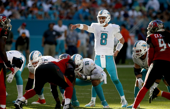 Miami Dolphins vs. Tampa Bay Buccaneers - 8/9/18 NFL Pick, Odds, and Prediction