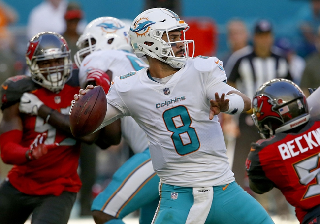 Tampa Bay Buccaneers at Miami Dolphins - 8/9/18 NFL Pick, Odds, and Prediction