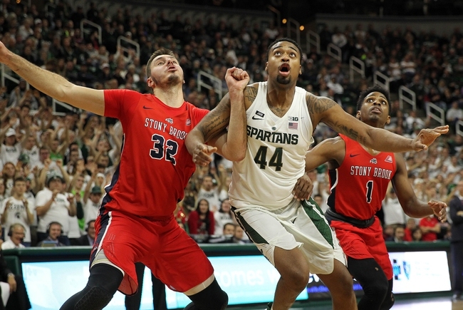 Holy Cross vs. Stony Brook - 11/16/18 College Basketball Pick, Odds, and Prediction