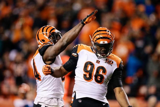 Cincinnati Bengals vs. Cleveland Browns - 11/26/17 NFL Pick, Odds, and Prediction