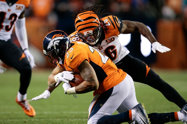 Cincinnati Bengals vs. Denver Broncos - 12/2/18 NFL Pick, Odds, and Prediction