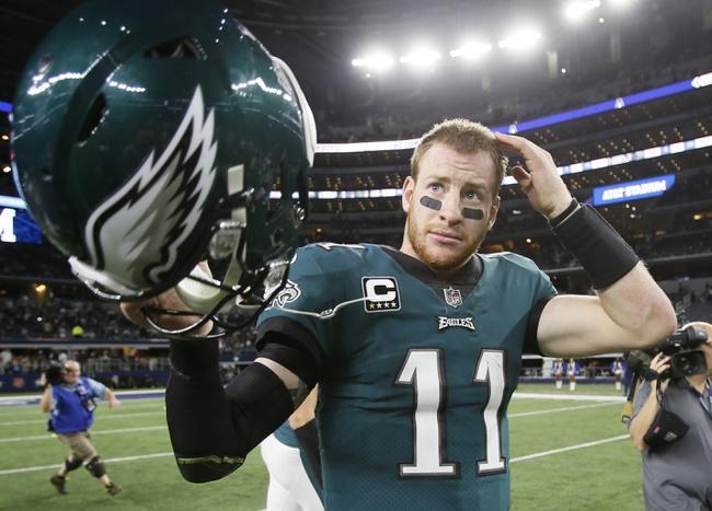 Philadelphia Eagles vs. Chicago Bears - 11/26/17 NFL Pick, Odds, and Prediction