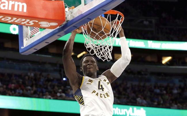 Indiana Pacers vs. Boston Celtics - 11/25/17 NBA Pick, Odds, and Prediction