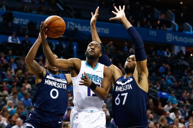 Minnesota Timberwolves vs. Charlotte Hornets - 12/5/18 NBA Pick, Odds, and Prediction