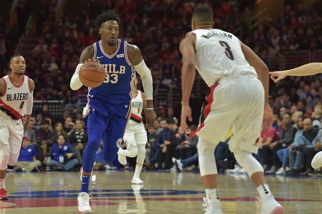 Portland Trail Blazers vs. Philadelphia 76ers - 12/28/17 NBA Pick, Odds, and Prediction