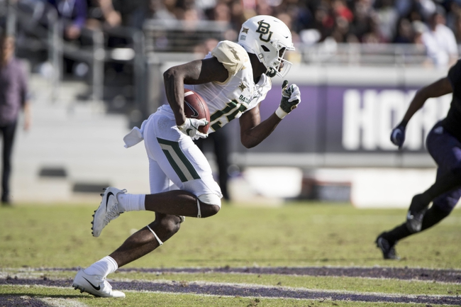 Baylor vs. Abilene Christian - 9/1/18 College Football Pick, Odds, and Prediction