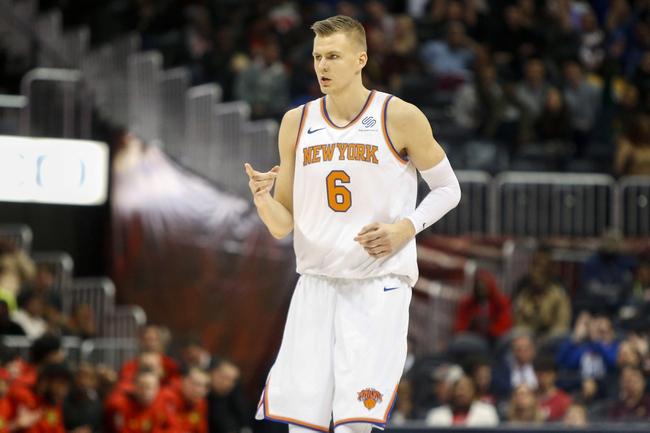 Chicago Bulls vs. New York Knicks - 12/9/17 NBA Pick, Odds, and Prediction