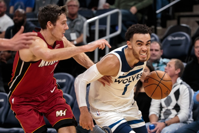 Miami Heat vs. Minnesota Timberwolves - 12/30/18 NBA Pick, Odds, and Prediction