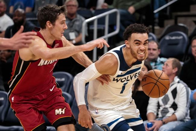 Miami Heat vs. Minnesota Timberwolves - 12/30/18 NBA Pick, Odds, and Prediction