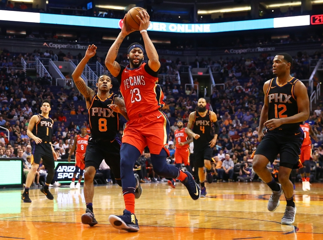 New Orleans Pelicans vs. Phoenix Suns - 2/26/18 NBA Pick, Odds, and Prediction