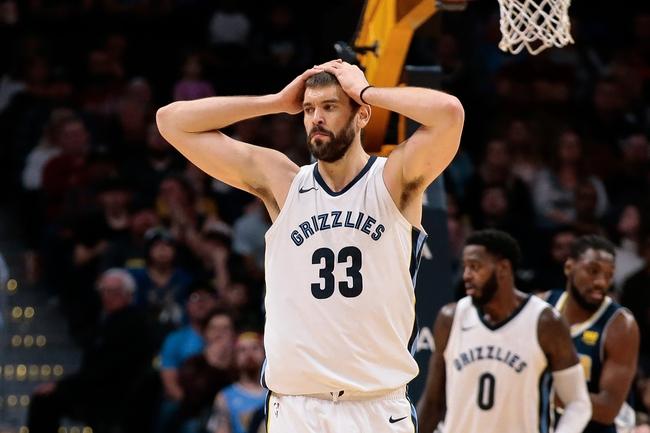 Denver Nuggets vs. Memphis Grizzlies - 1/12/18 NBA Pick, Odds, and Prediction