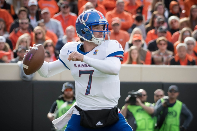 Kansas vs. Rutgers - 9/15/18 College Football Pick, Odds, and Prediction