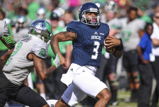 North Texas vs. Rice - 10/27/18 College Football Pick, Odds, and Prediction