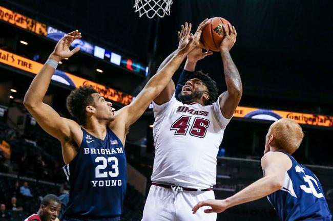 UMass vs. New Hampshire - 11/9/18 College Basketball Pick, Odds, and Prediction