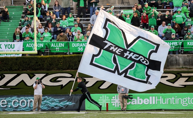 Marshall vs. Charlotte - 11/10/18 College Football Pick, Odds, and Prediction