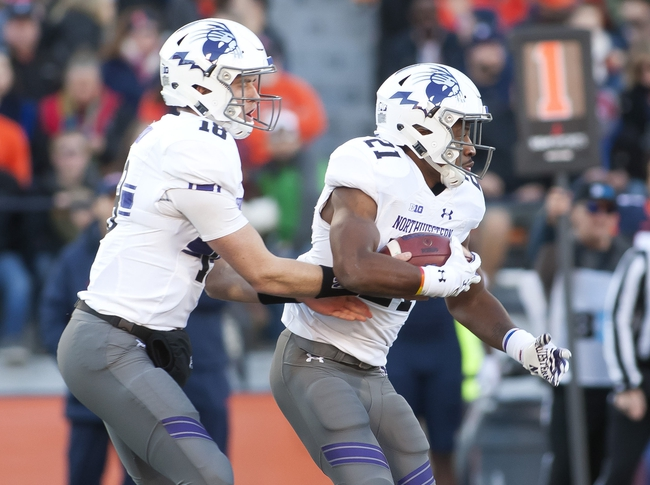 Northwestern vs. Kentucky - 12/29/17 College Football Pick, Odds, and Prediction