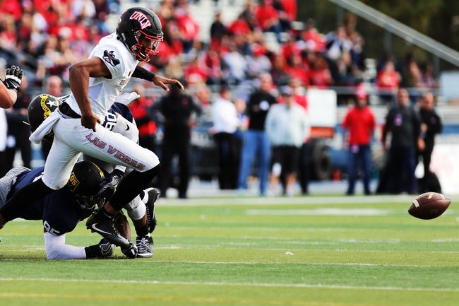 San Diego State vs. UNLV - 11/10/18 College Football Pick, Odds, and Prediction