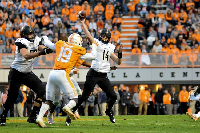 Vanderbilt vs. Middle Tennessee - 9/1/18 College Football Pick, Odds, and Prediction